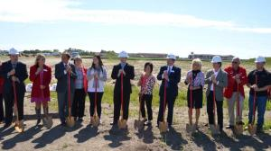 Nonprofit developer Beyond Shelter Inc., in partnership with the Minot Housing Authority, broke ground in September on their fifth affordable housing project in Minot since the 2011 Souris River flood.
